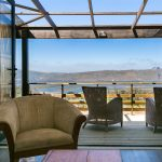 Narnia Guest House Knysna The Lookout deck & views